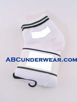 Discount White Ankle Socks