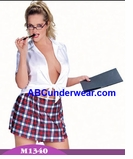Diva School Girl Costume
