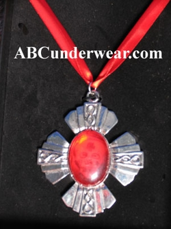 Dracula Pendant Necklace