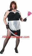 Drag French Maid Costume