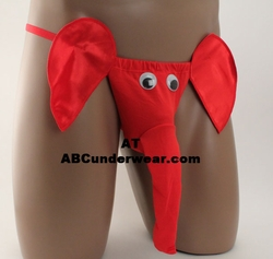 Elephant Men's G-string
