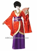 Elite Geisha Costume