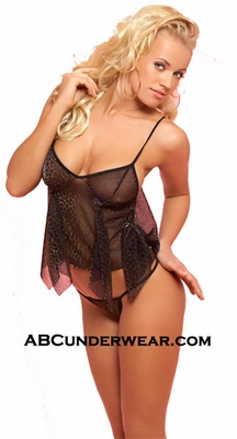 Enchantment Babydoll Set