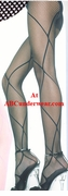 Fishnet Panty Hose Big Diamond