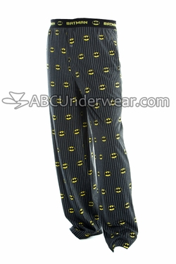 Fleece Batman Sleep Pants
