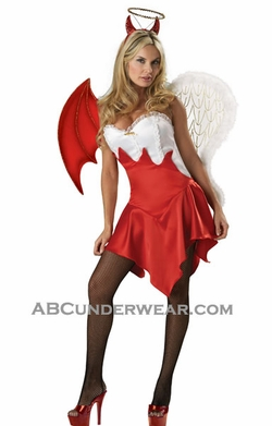 Flirty Naughty & Nice Costume