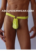 Front Ring Lycra Thong Special Price