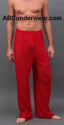 G Parry Winding Road Net Lounge Pant
