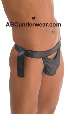 Gladiator Pouch Thong