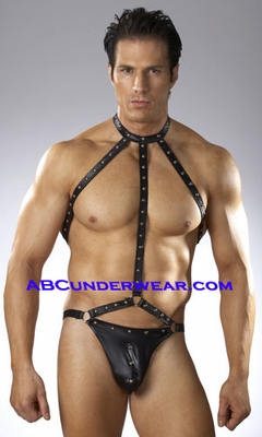 Gladiator Studded Thong Cire