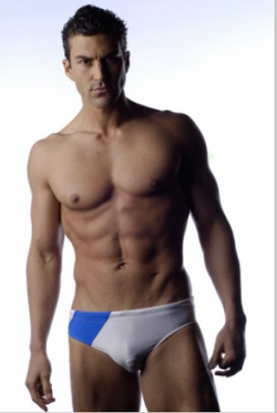 GO Softwear Racer Brief - Mens Swimsuit