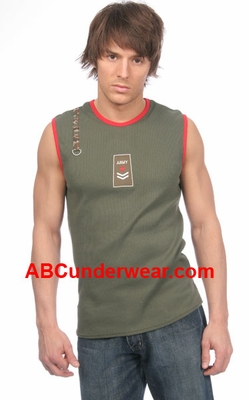 Gregg Army Muscle Shirt - Closeout