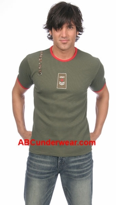 Gregg Army T-Shirt - Clearance