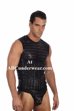 Gregg Homme Fire Muscle Shirt
