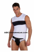 Gregg Homme Sky Muscle Shirt - Clearance