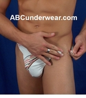 Gregg Multi-line Clip Thong - Clearance