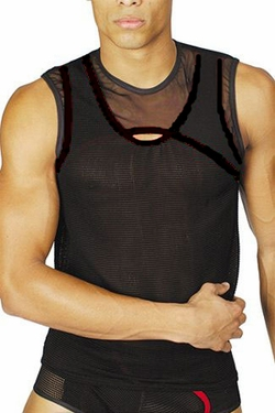 Gregg Twist Muscle Shirt - Clearance