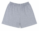 Grey Workout Shorts