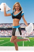 Halftime Cheerleader Costume - Clearance
