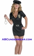 Handcuff Hottie Costume