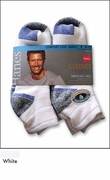 Hanes Comfort Cool Ankle Socks 4 pack