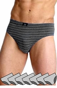 Hanes Tagless Cotton Sport Brief - Assorted 7 Pack