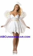 Heaven Sent Deluxe Costume