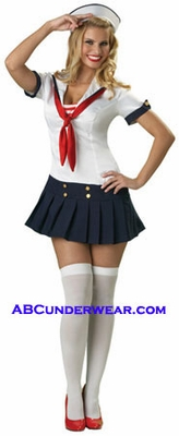Hey Sailor Flirty Costume