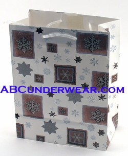 Holiday Gift Bag W/ Tissue