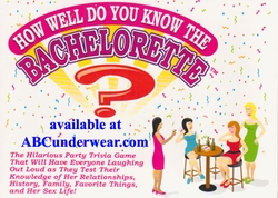 How Well Do You Know the Bachelorette/Bride Game