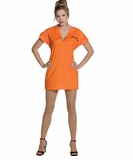 Jailhouse Dress Costume