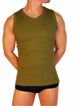 Jocko Van V-Neck Muscle Tank Top