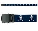 Jolly Roger Pirate Belt