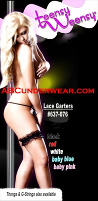 Lace Garter - One-Size