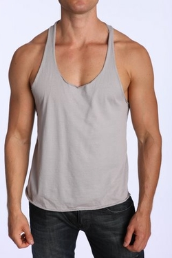 LASC String Tank Top - Small Clearance