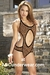 Leopard One Piece Bathing Suit W/ Ring