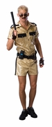 Lt. Dangle Cop Costume