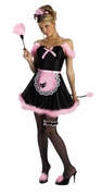 Maid Purr-fect Adult Halloween Costume
