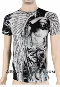 Male Guardian Designer T-shirt Clearance Medium