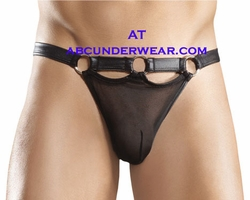 Male Power Extreme 3 Ring Micro Thong Clearance