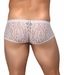 Male Power Mini Short Stretch Lace