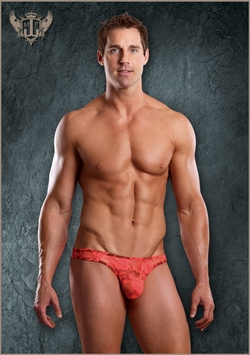 Male Power Wonder Lace Bikini