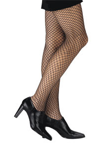 Medium Loop Fishnet Pantyhose