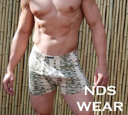 Men's Digital Camouflage Short