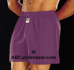 Men's Silk Boxers, One size silk boxer