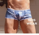 Men's Sparkle Mini Short