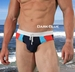 Men's Swim Brief by NDS Wear