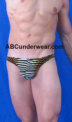 Men's Tiger Thong LARGE Clearance