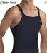 Mens Fashion Square Cut Tank Tops 2 Pack