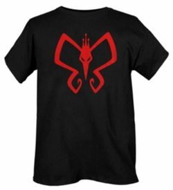 Monarch Logo Venture Brothers Shirt